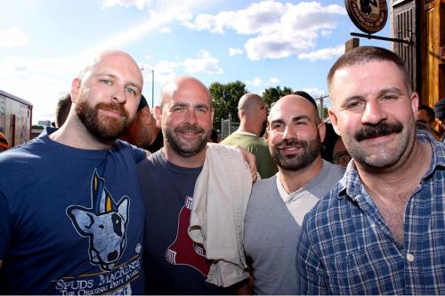 gay Boston, bear culture