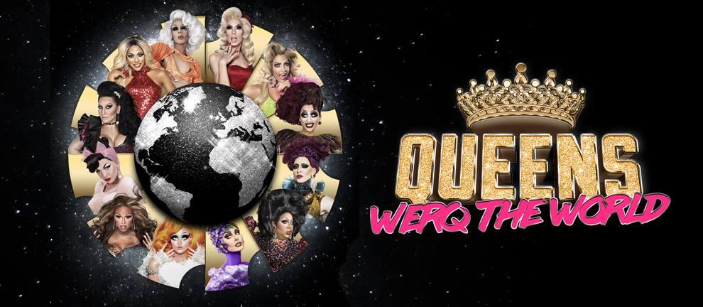 Rupaul S Drag Race Werq The World Tour October