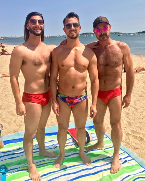 m street beach, gay boton