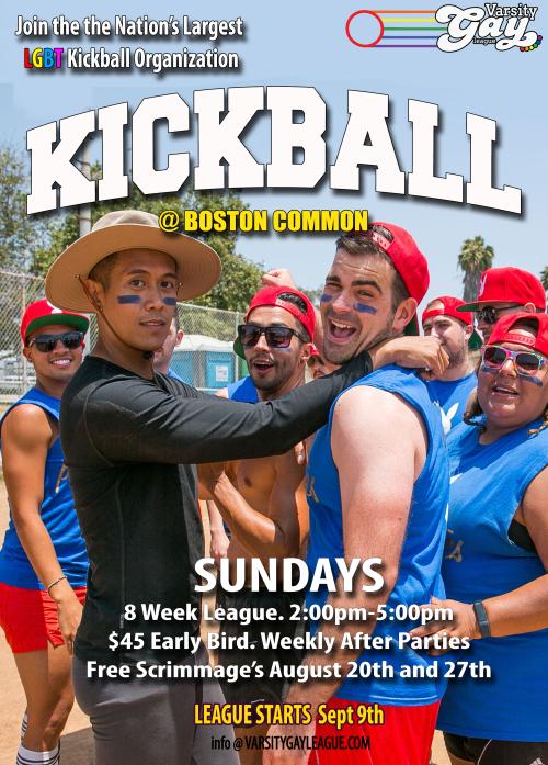 VGL, gay sports, gay boston