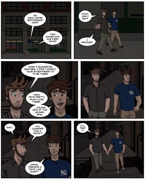 gay comic strip