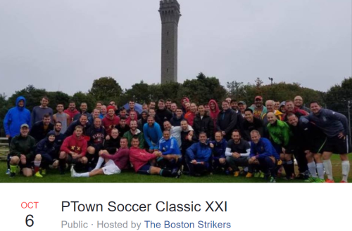 Provincetown soccer