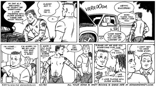 gay comic strip, gay cartoons