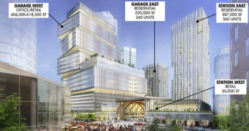 boston real estate, boston development