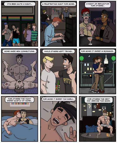 gay comic