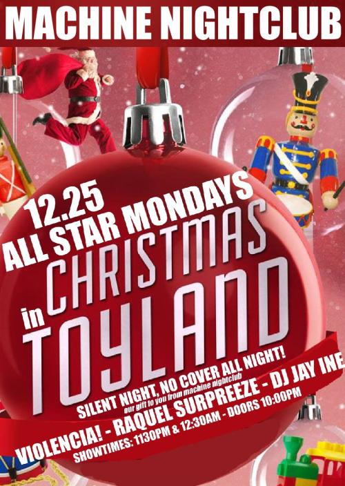 gay boston, ramrod, machine, All Star Mondays