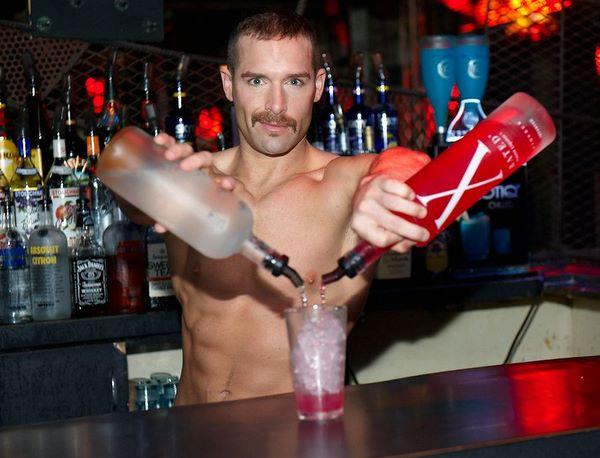 Gay Bartender