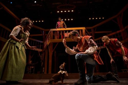 SpeakEasy Stage, Boston Theater, BosArts, Nile Hawver, Nile Scott Shots