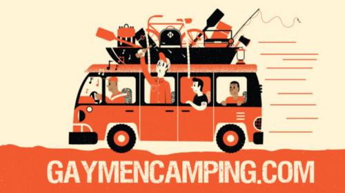 gay boston, gay camping