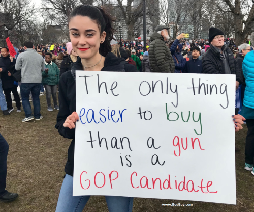 march for our lives boston