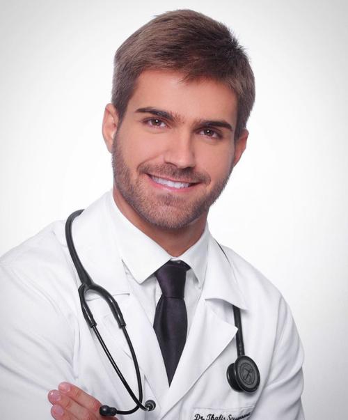 handsome doctor, Thalis Bolzan, Doctor Thalis Bolzan
