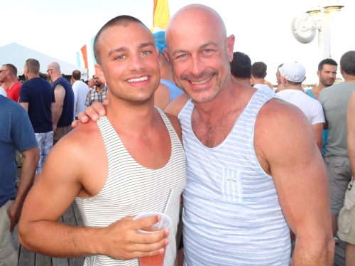 provincetown, ptown, independence week, fourth of july ptown, sergio mazon