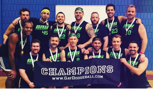 gay boston, gay sports clubs in boston