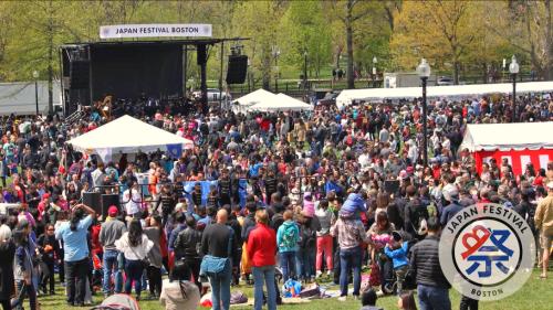 japan festival boston