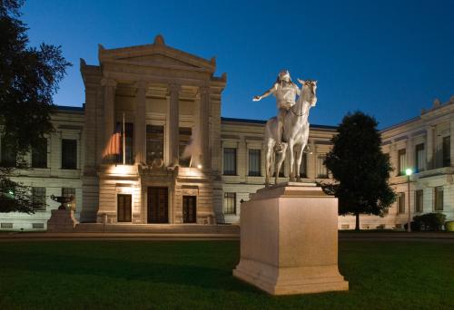 boston art, boston sculptures