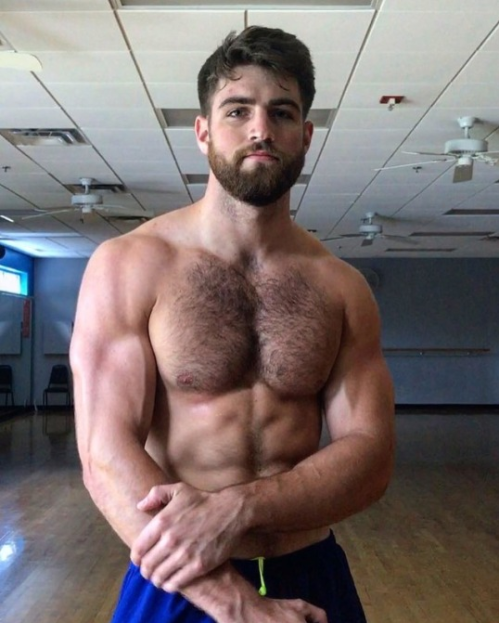handsome, hairy, hunk, cute guy