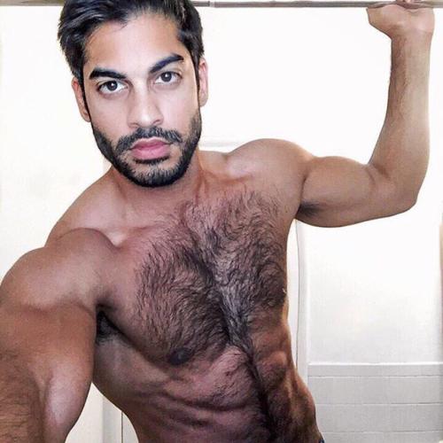 handsome, hunk, gorgeous man