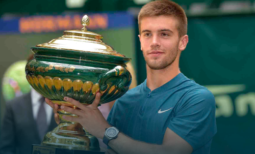 ATP tennis player, handsome tennis player Coric