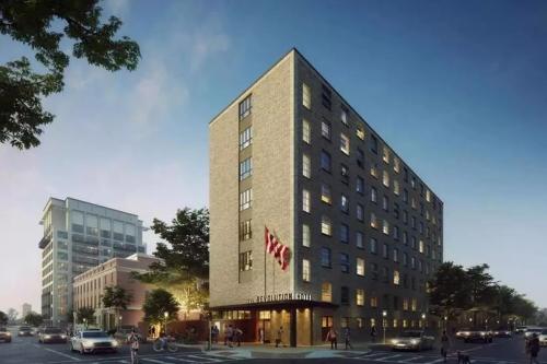 boutique hotel boston, The Revolution Hotel
