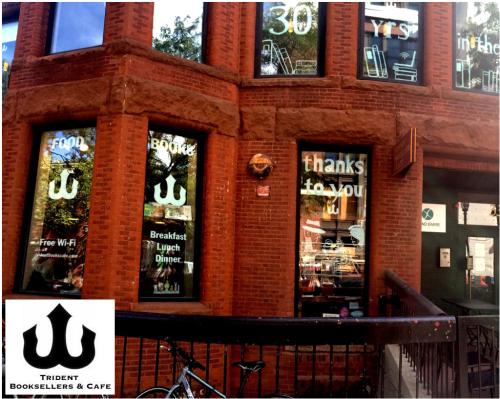 boston, independent bookstore