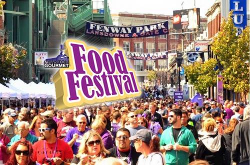 Phantom Gourmet Food Festival Tickets