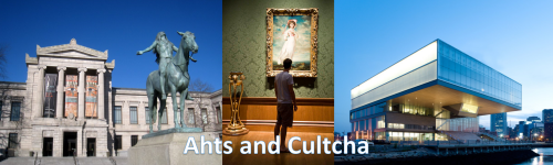 cultcha, ahts, ICA, institute of contemporary Art, MFA, Museum of Fine Arts Boston, bosarts