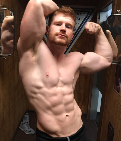 conor naab, hot ginger, handsome, hunk