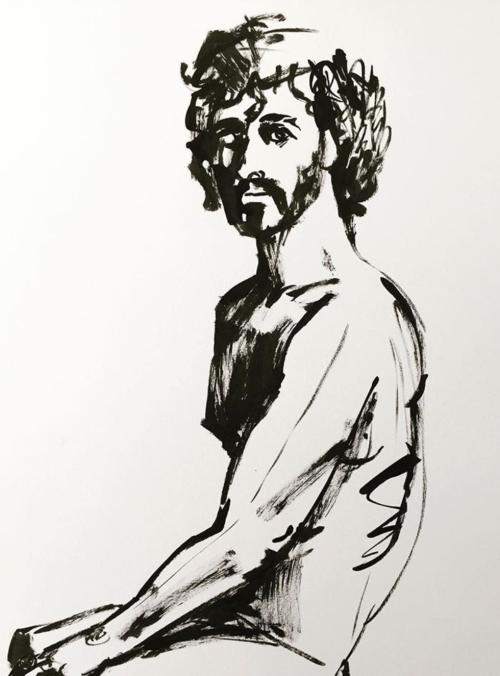 artist, drawings