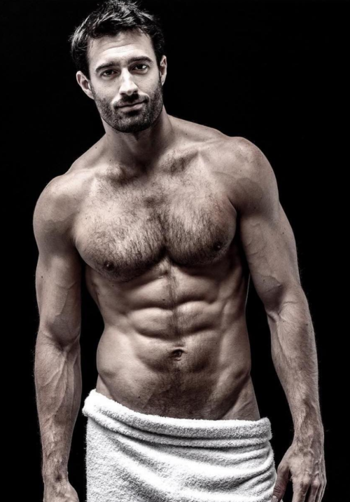 Jared P. Smith, handsome, hunk, hairy man, man candy, mancandy