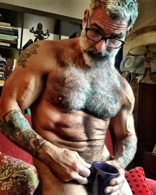 Anthony Varrecchia, nude, mature man, daddy complex