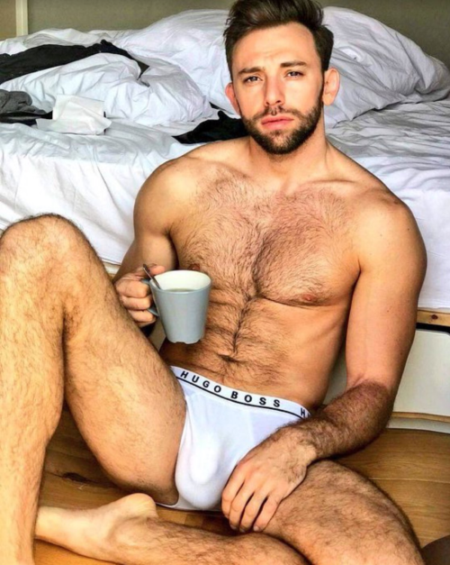 handsome, hunk, hairy man, man crush