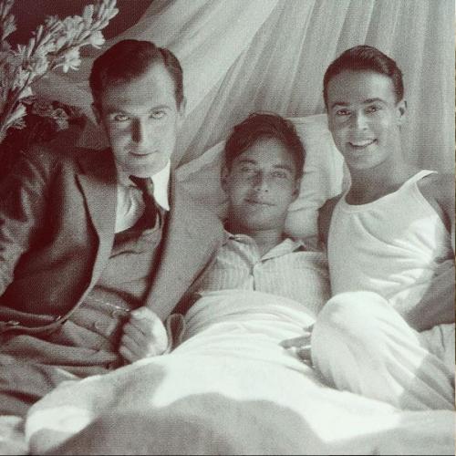 Peter Watson, Cecil Beaton, Robert Heber-Percy