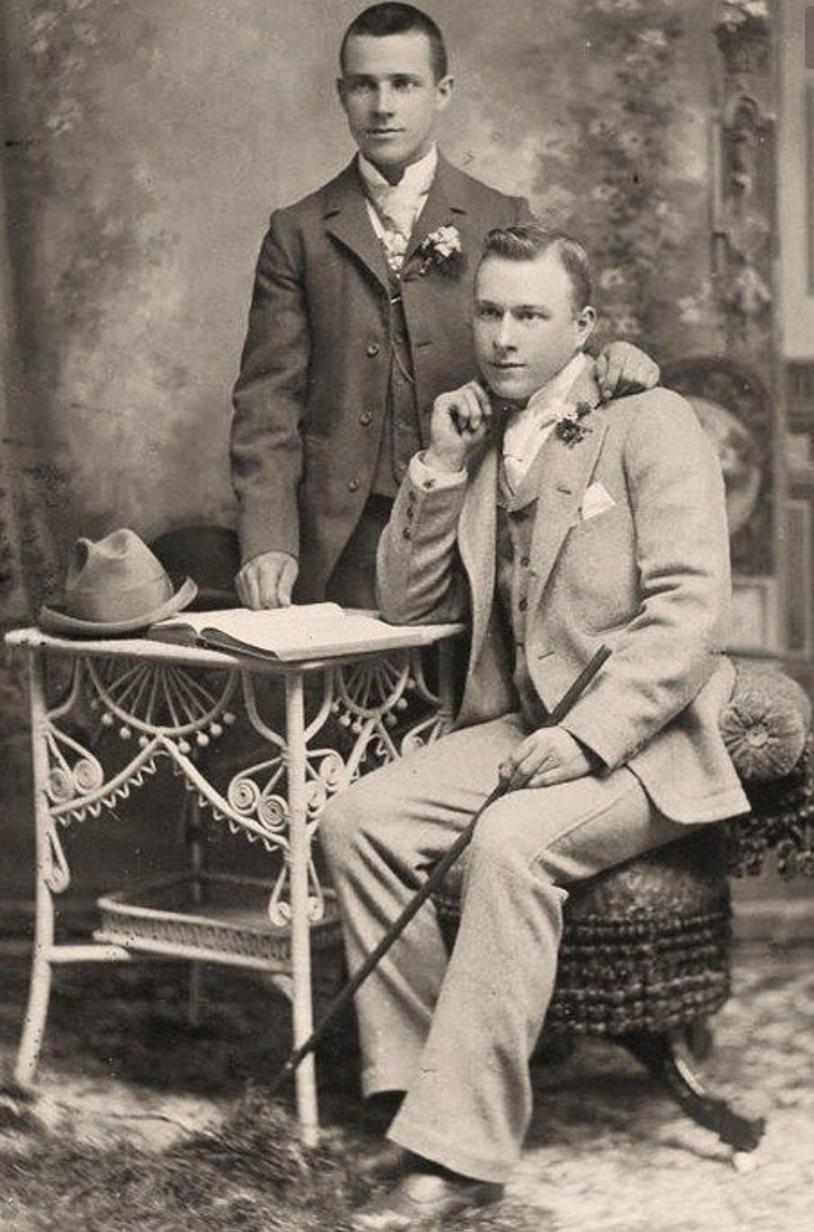 Vintage gay photos