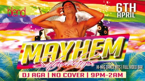 gay boston, DJ Aga