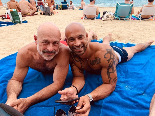 gay boston, m street beach