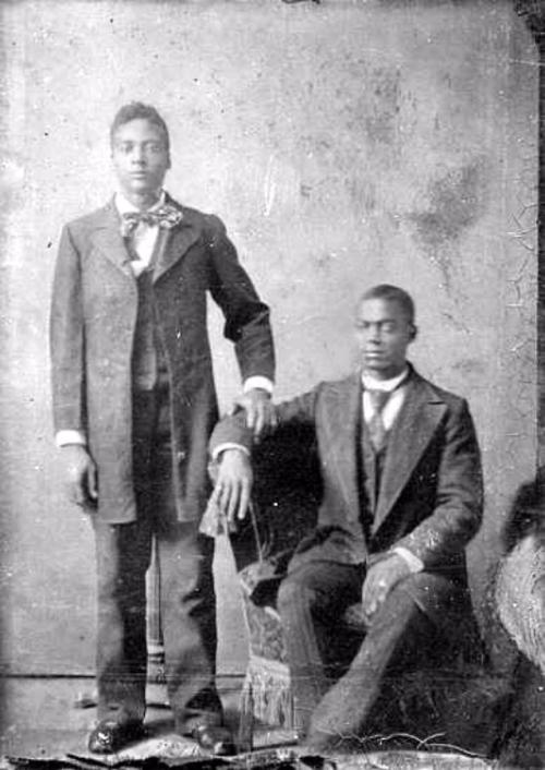 gay black men