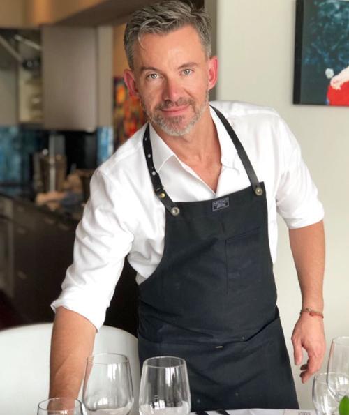 Pablo Ranea, Argentina chef
