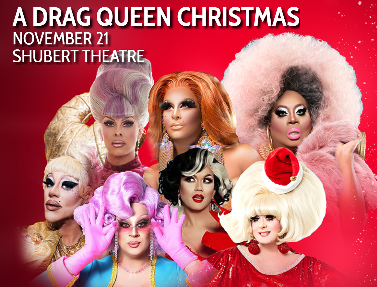 A Drag Queen Christmas 2020 Boston What to do this week: November 18 – 24 | BosGuy