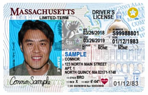 non binary gender option in Massachusetts