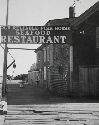 old reliable fish house