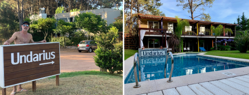 Maldonado, Uruguay, Punta del Este, gay hotel, gay travel
