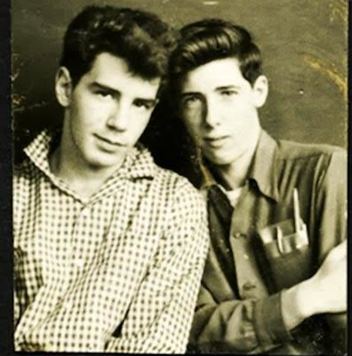 gay couple from 1900s