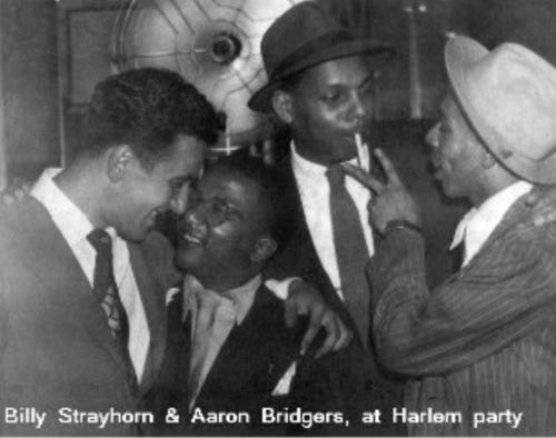 Aaron Bridgers, Billy Strayhorn