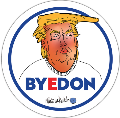 Joe Biden, Donald Trump