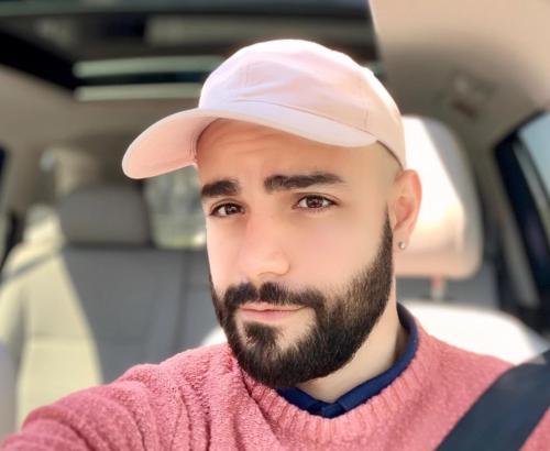 handsome, pink