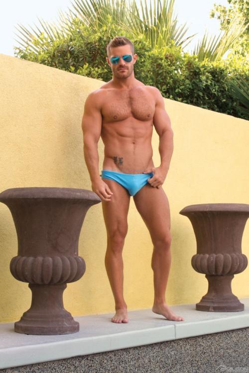 blue, hunk, handsome