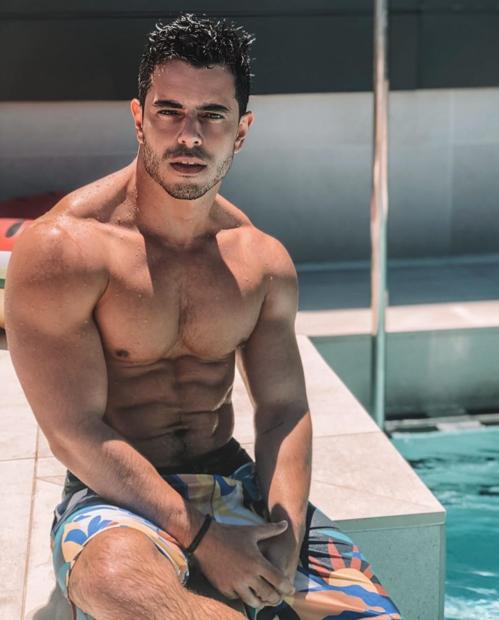 Ignacio Pérez Rey, handsome, hunk